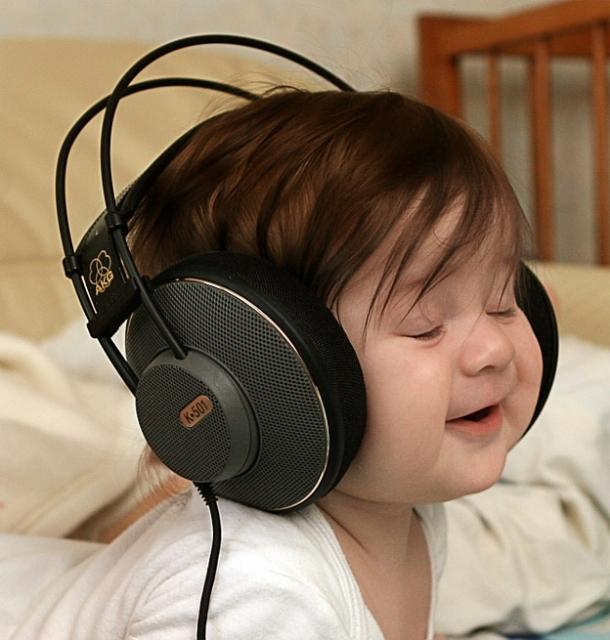 Bayi pun dapat mendengar